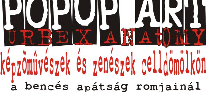 🇬🇧 PopUp Art – Urbex Anatomy